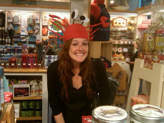 Lauren Fitzgerald hat