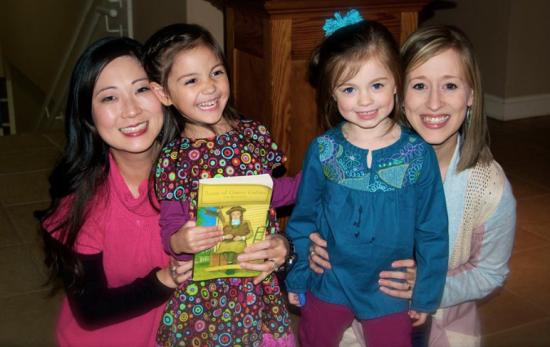 Little Literary Ladies