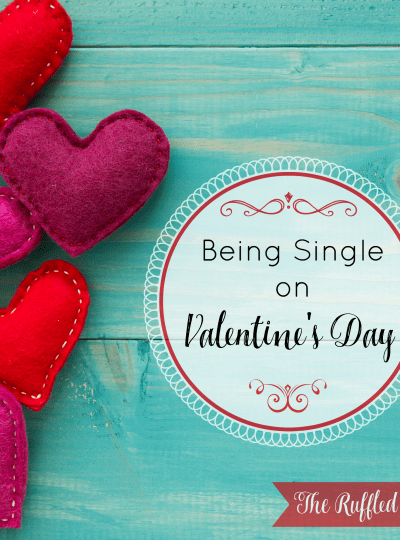 Being Single on Valentine's Day