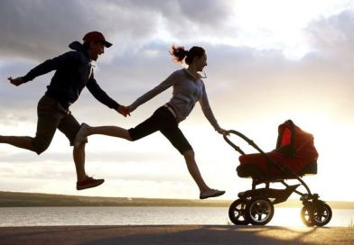 "Baby-Jogging Runners Only Had Kids ""To Be Twats"""