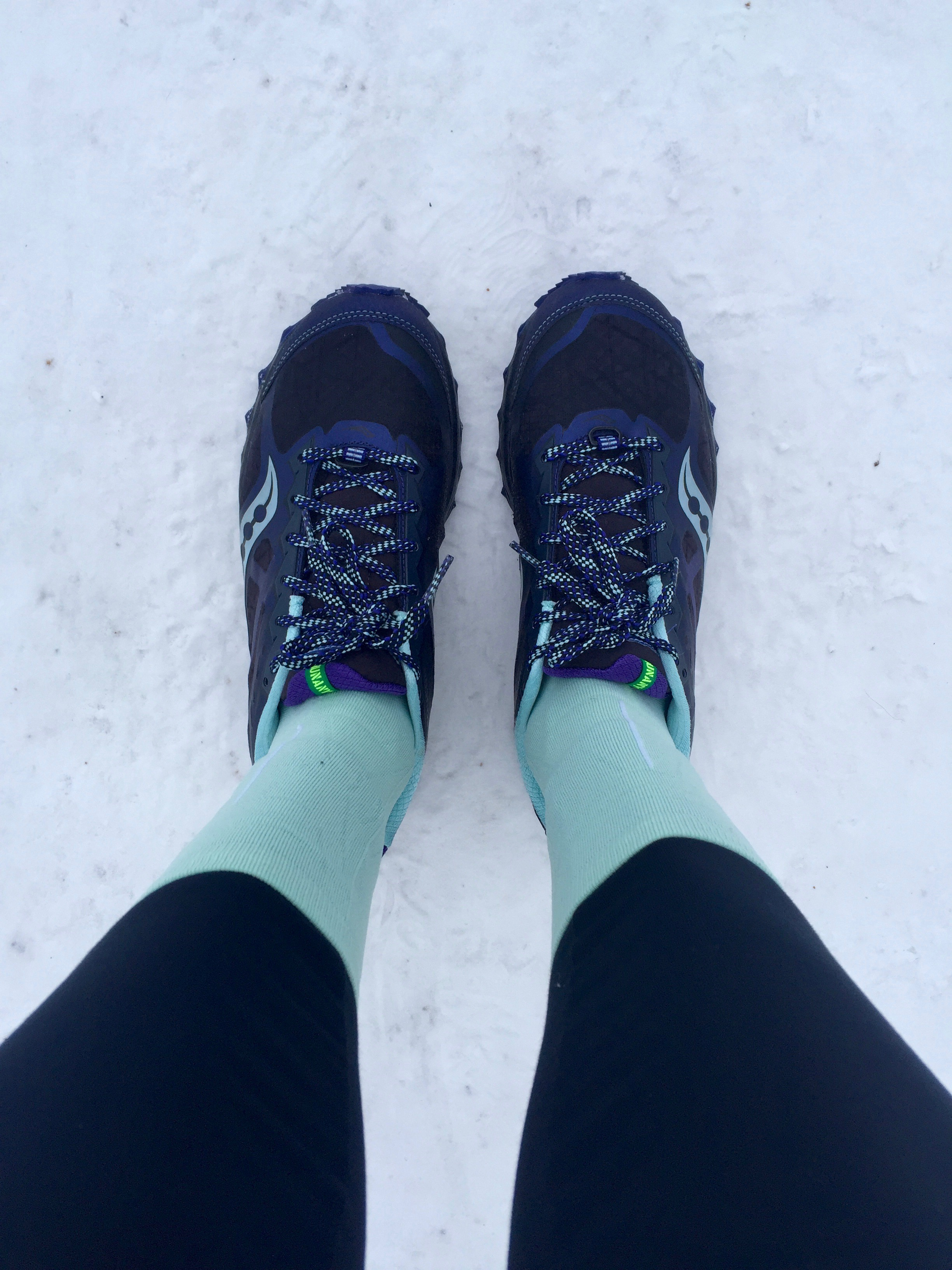 Running Shoe Review: Saucony Peregrine