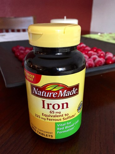 Daily vitamin ritual withanchorage33 for Nature made fish oil costco
