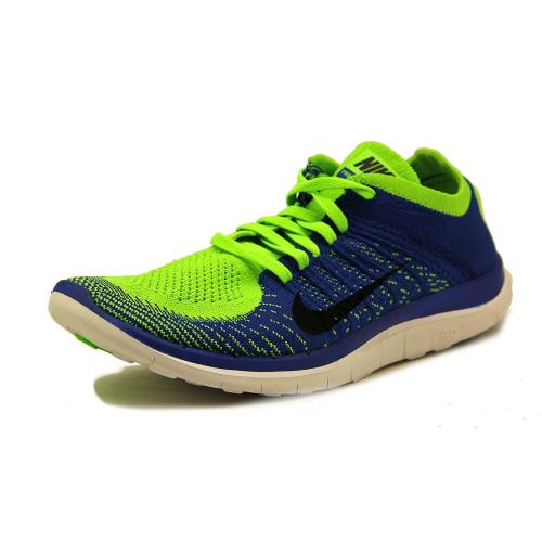 Nike minimal running shoe: The Nike Free Flyknit
