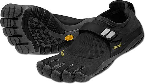 Minimal Running Shoe: Vibram FiveFinger KSO Trek