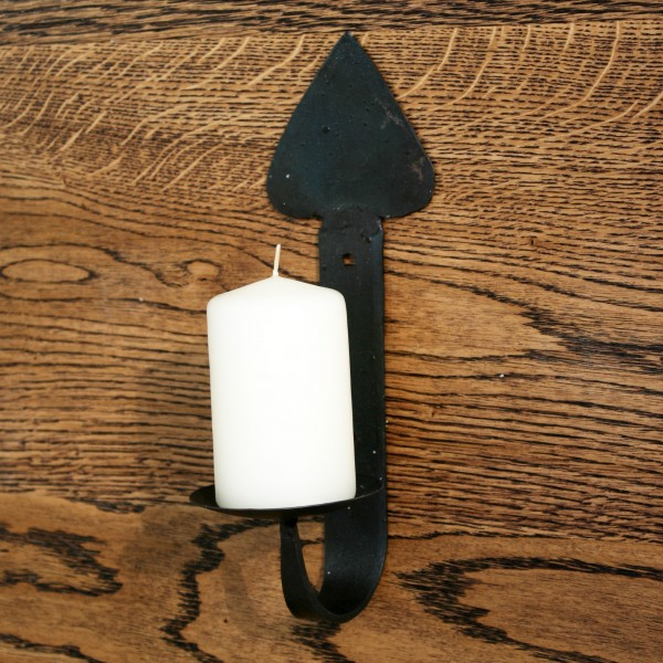 """Wall Mounted Candle Holder 8"""" (pair) - The Rustic Merchant on Wall Mounted Candle Holder id=96037"""