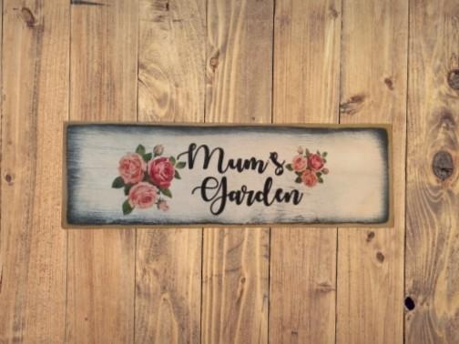 Mum's Garden