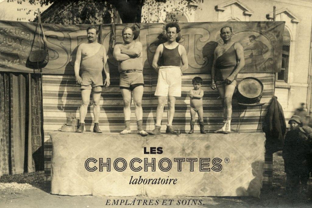 les-chochottes