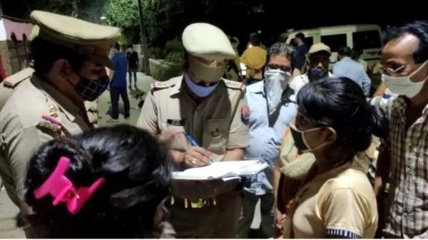 मेरठ : हरकत में आई पुलिस, अस्पतालों में तोडफ़ोड़ करने और भीड़ जुटाने पर दर्ज होगा केस