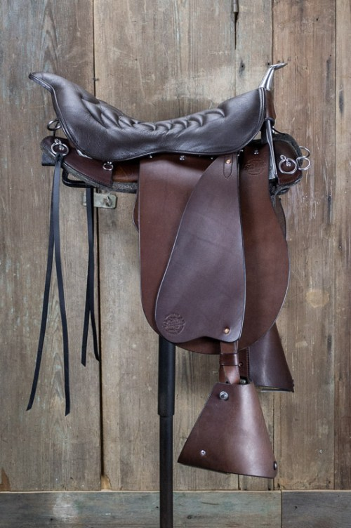 Picture of Classic Horned Trooper Saddle