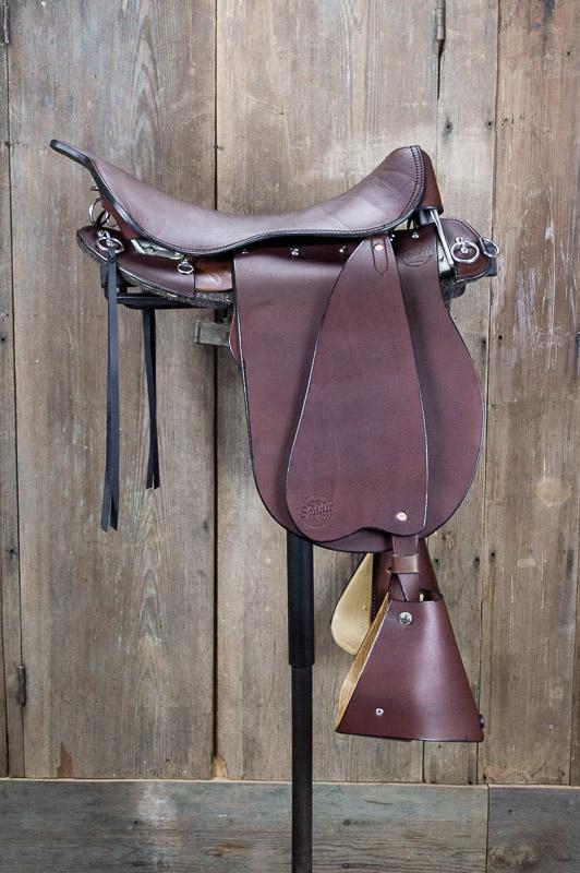 Saddle Restoration and Saddle Repair Example