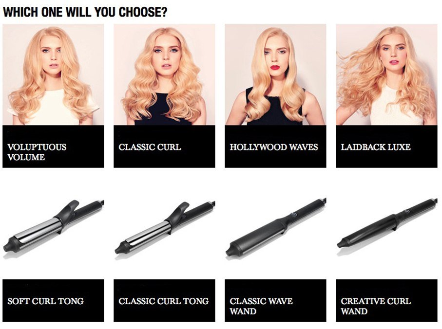 Ghd CURVE Styling Tools The Salon Langley Park Durham