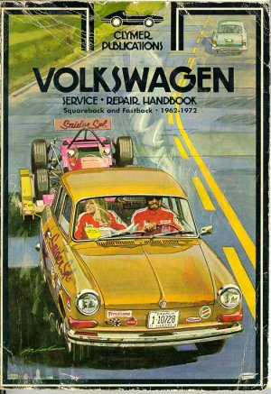 TheSamba :: VW Archives  Type 3 Books
