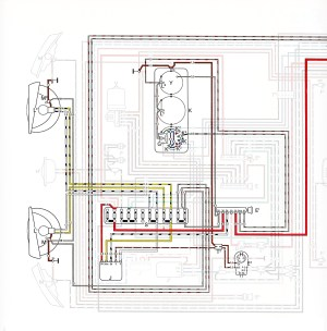1980 Vanagon Wire Diagrams   Wiring Library