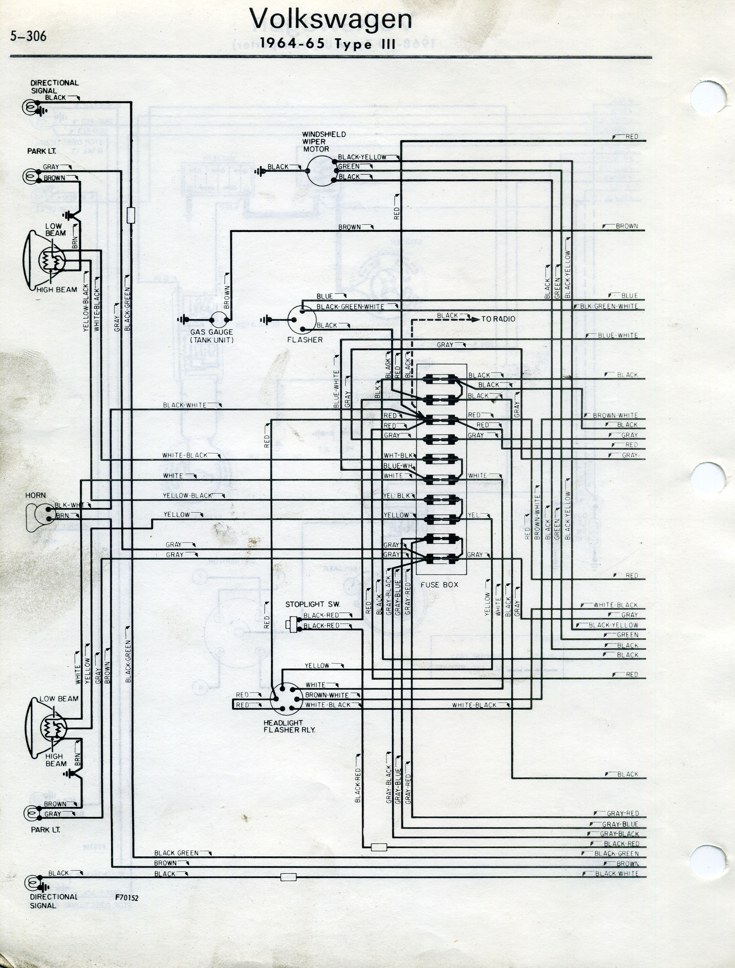 Mk1 Vw Ignition Wiring Diagram