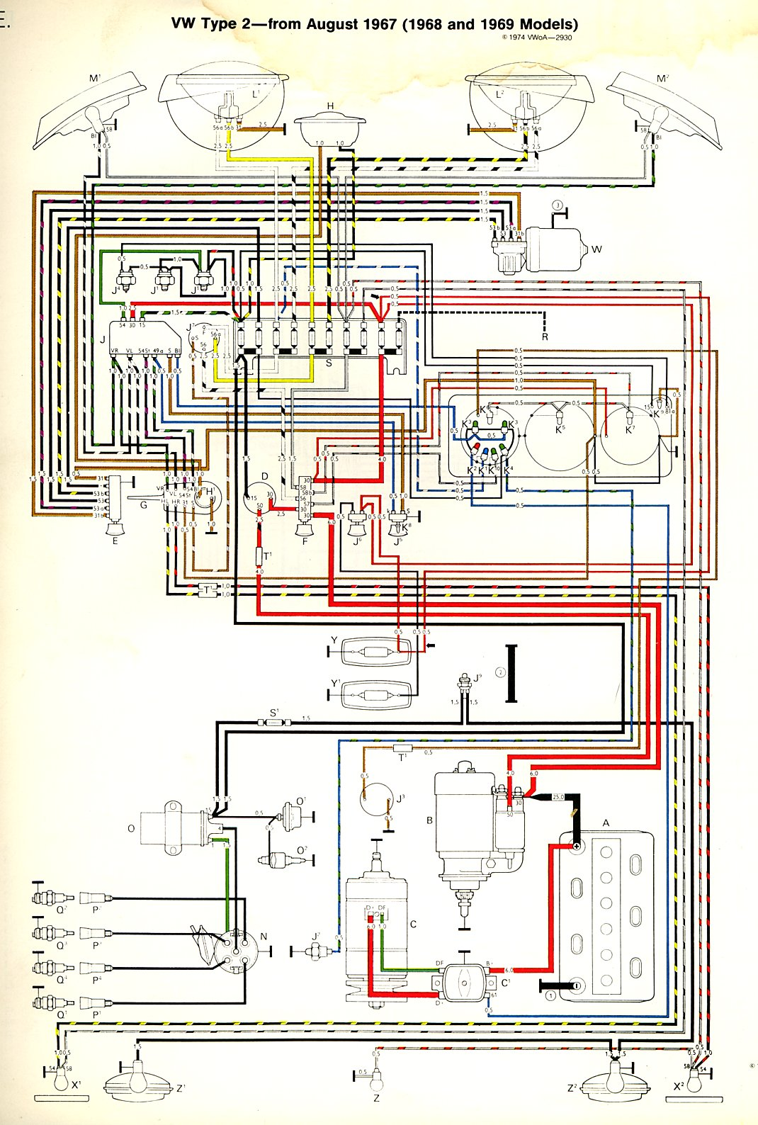 Bus Wiring Diagrams | Wiring Diagram on vw wire harness, vw wiring harness diagram, volkswagen beetle wiring harness, off road wiring harness, vw wiring harness kits, pontiac bonneville wiring harness, motorcycle wiring harness, camper wiring harness, vw engine wiring harness, vw bus alternator wiring, dodge challenger wiring harness, vw bus ignition wiring, vw thing wiring harness, porsche wiring harness, kia sportage wiring harness, volkswagen type 3 wiring harness, vw trike wiring harness, vintage vw wiring harness, trailer wiring harness, honda accord wiring harness,