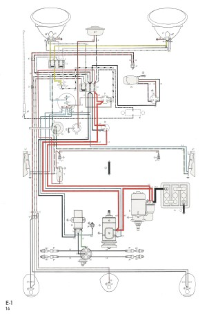 Vw Squareback Wiring Diagram, Vw, Free Engine Image For