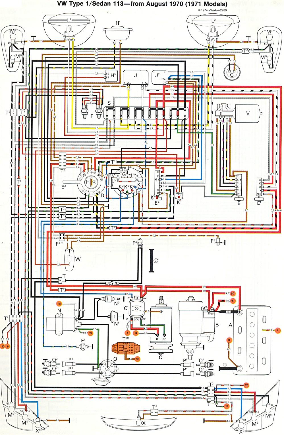 bug_super_71 jensen uv10 wiring harness diagram dolgular com  at bakdesigns.co