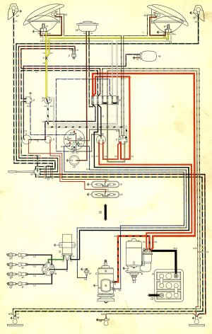 TheSamba :: Type 2 Wiring Diagrams