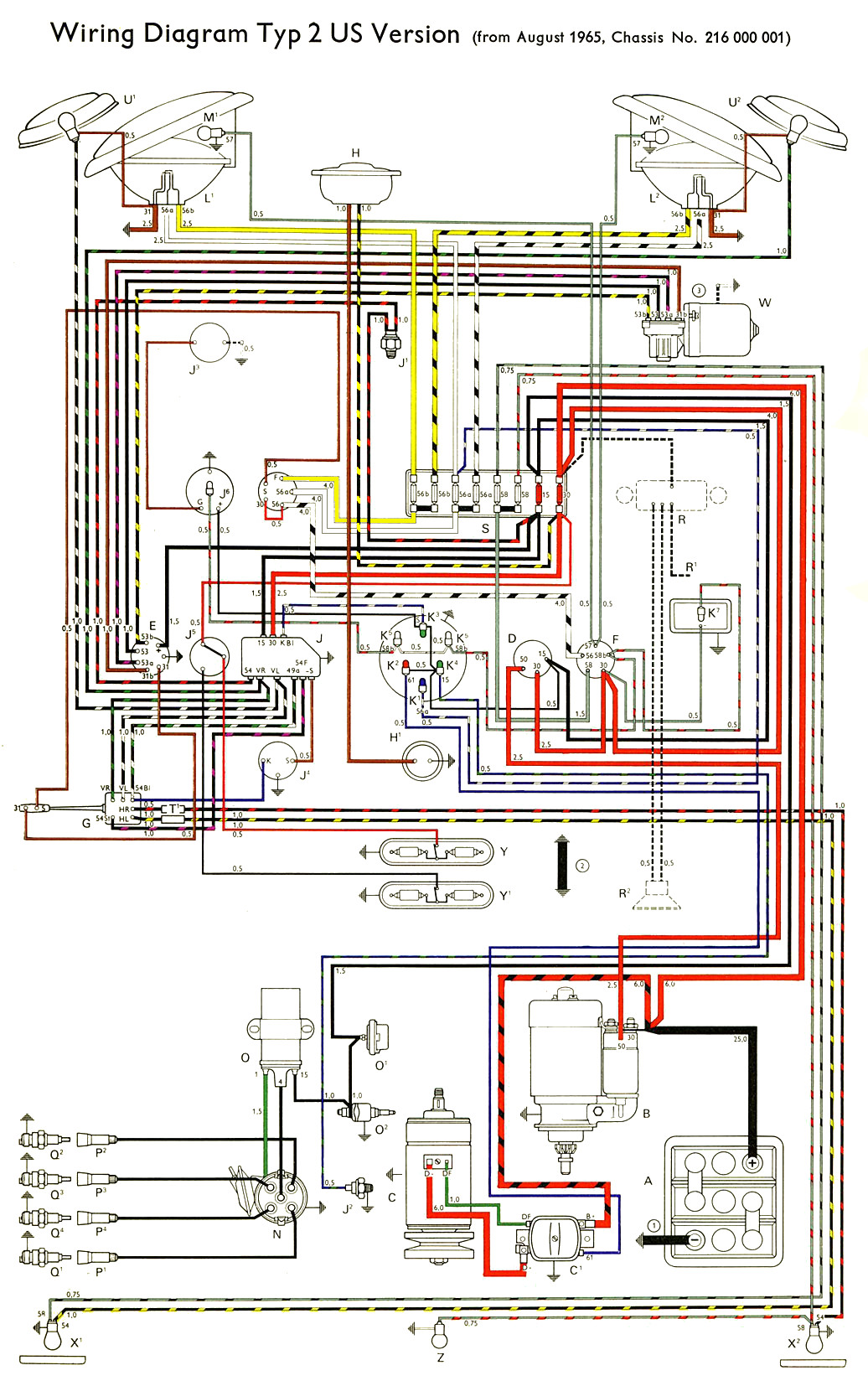 bus_66_USA 4g91 wiring diagram 4g93 wiring diagram pdf \u2022 indy500 co blodgett mark v 111 wiring diagram at n-0.co