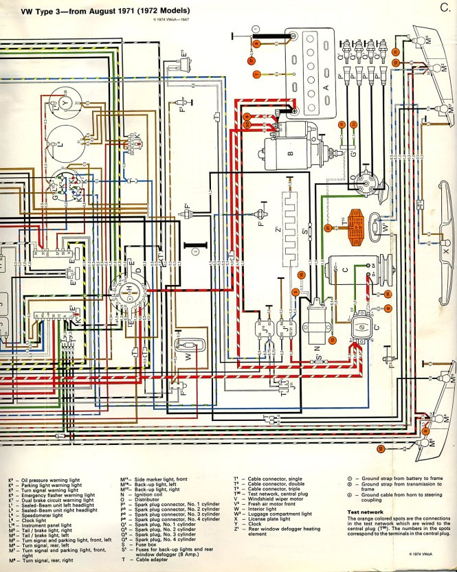 1972 vw beetle wiring diagram 1972 image wiring 1972 vw beetle wiring diagram wiring diagram on 1972 vw beetle wiring diagram