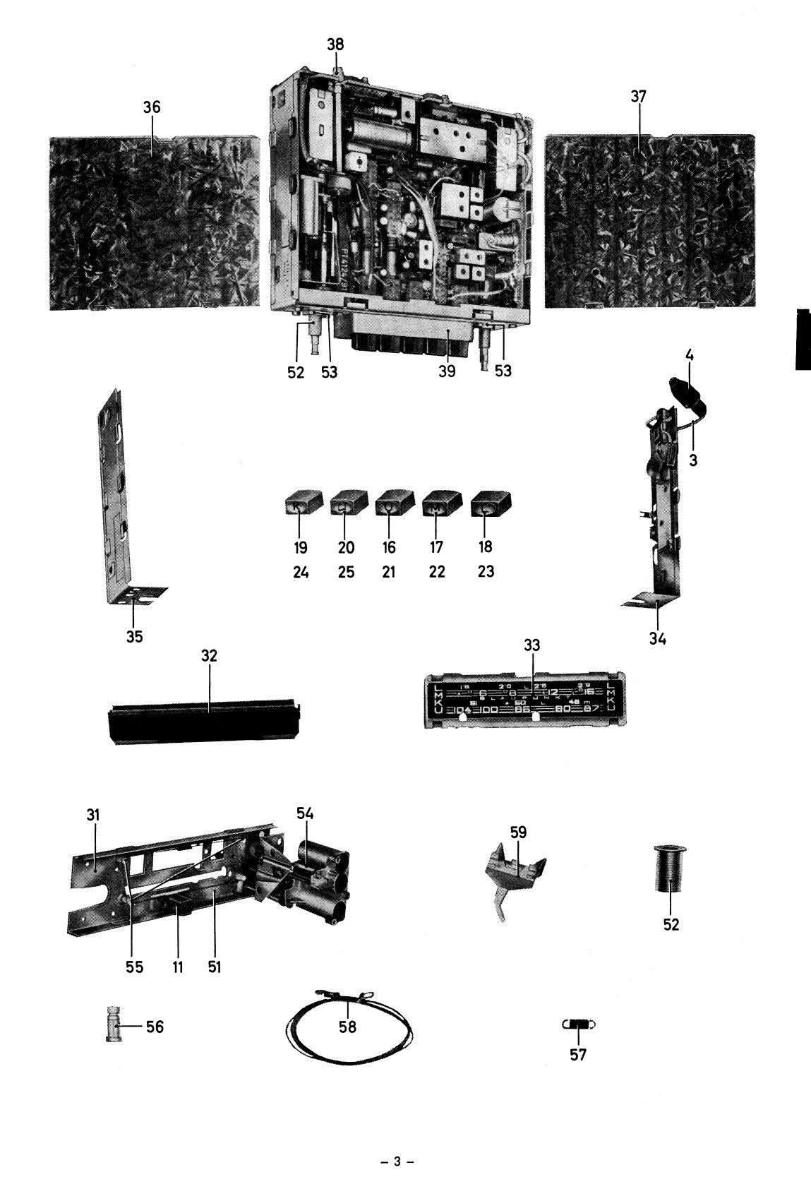 Thesamba 69 Blaupunkt Essen Radio Service Manual
