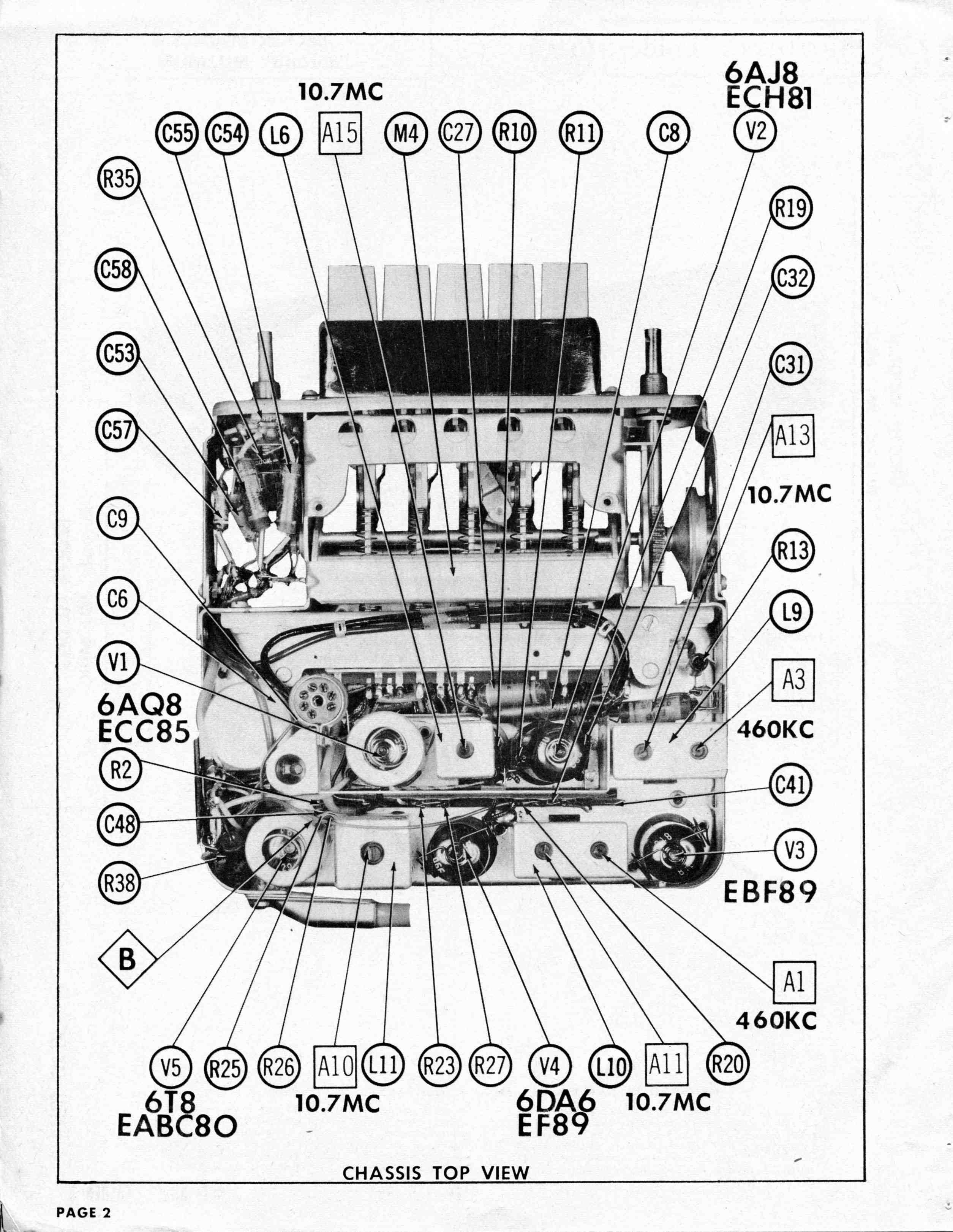 Thesamba May Becker Europa Radio Manual