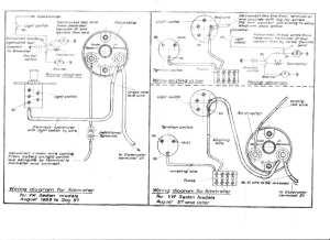 TheSamba :: MotoMeter Ammeter VW Gauge Installation
