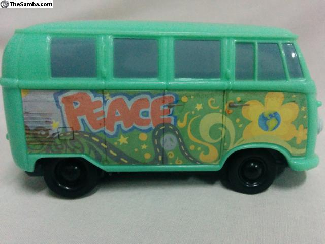 TheSamba com    VW Classifieds   Disney Pixar Cars movie Fillmore     TheSamba com    VW Classifieds   Disney Pixar Cars movie Fillmore Bus model
