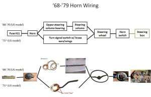 Vw Beetle Horn Wiring  Wiring Diagram