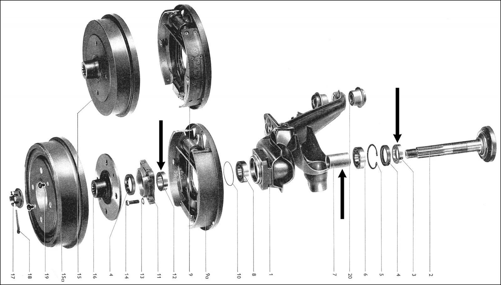Volkswagen Bug Wiring Diagram