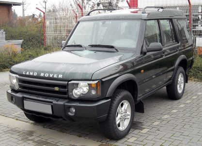 Land Rover Discovery II SE (L319)