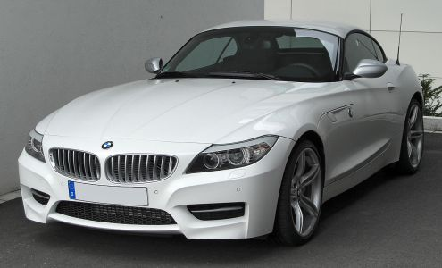 BMW Z4 sDrive35is (E89)