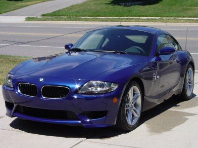BMW Z4 M Coupe (E86)
