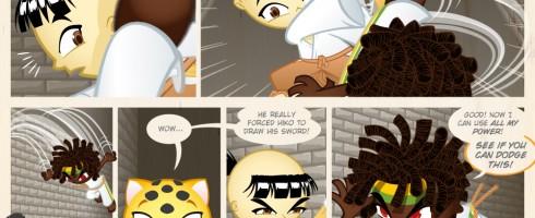 S02E20 - The secret of Capoeira