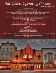Plaza Cinema Holiday Option