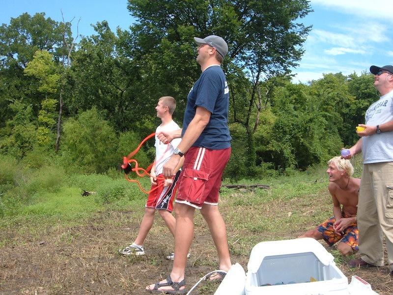 Cardboard Boat Races 2005
