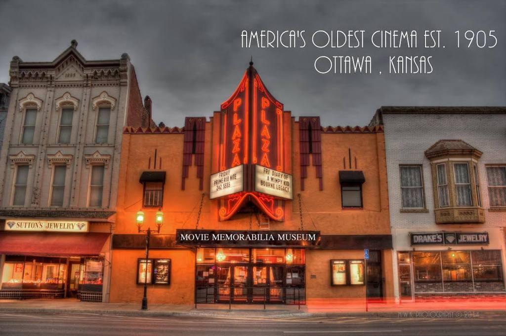 Plaza Cinema in Ottawa
