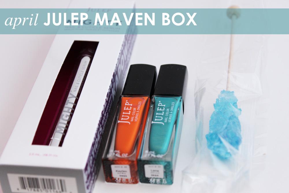 April Julep Maven Box