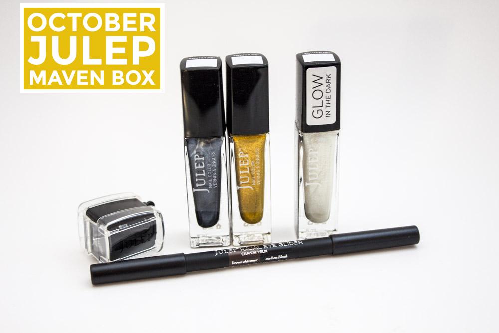 October Julep Maven Box 2013
