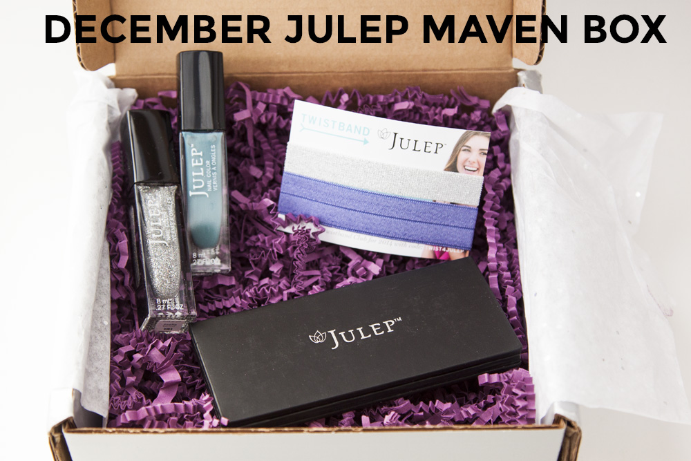 December Julep Maven Box - Boho Glam