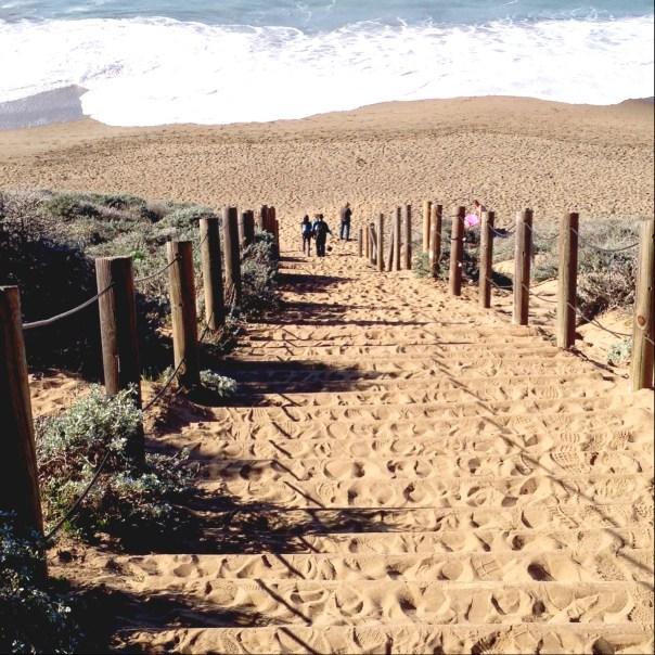 Baker Beach Stairs