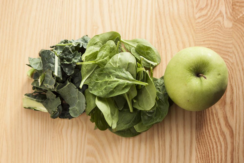 Sweet Green Juice, Ingredients