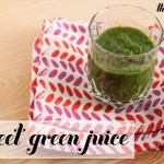 Sweet Green Juice Recipe
