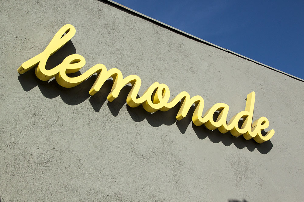 Lemonade on Beverly