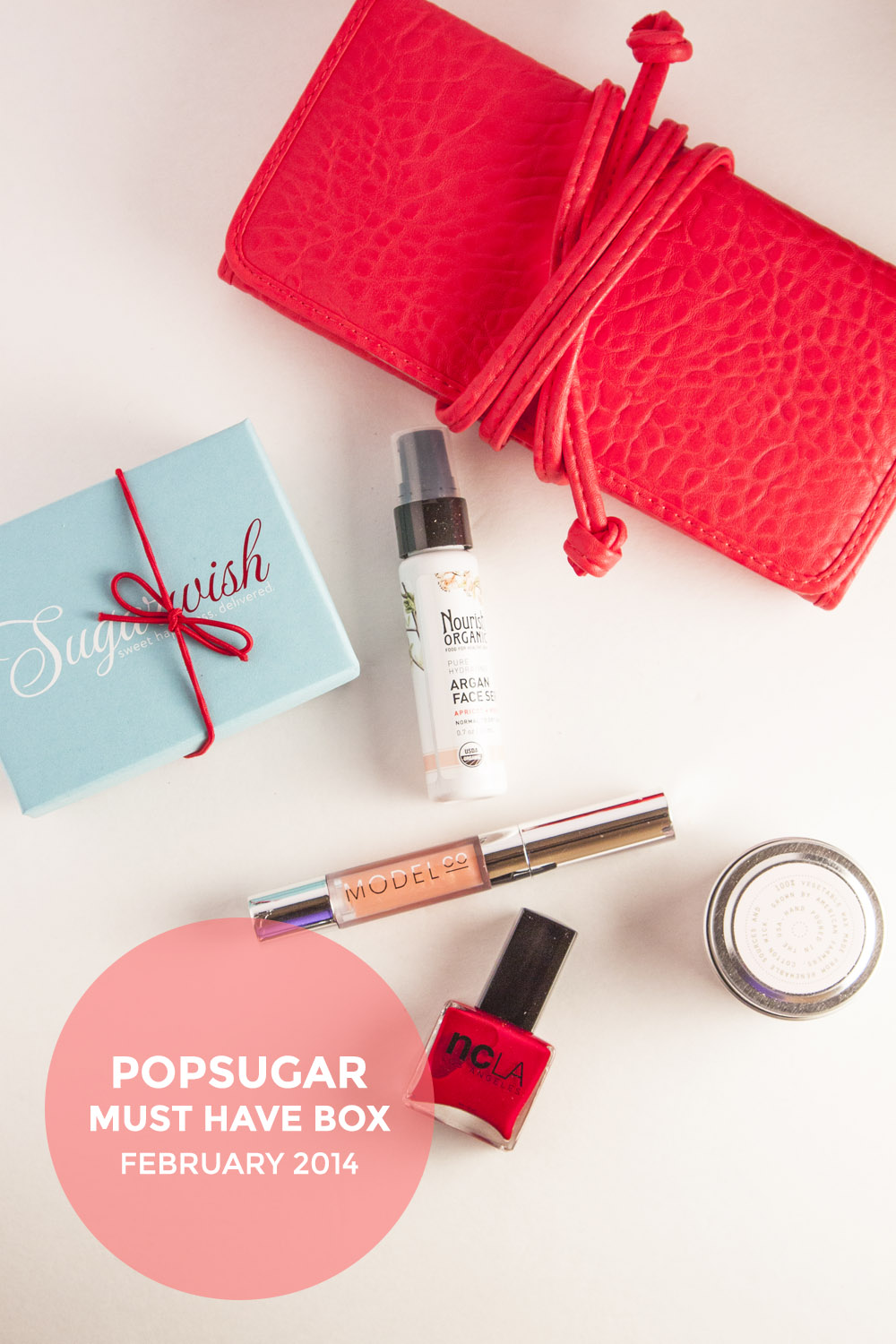 PopSugar Must Have Box February 2014