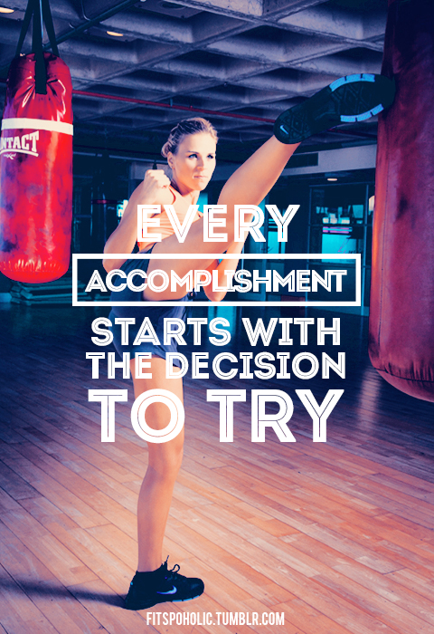 Credit: Fitspoholic.tumblr.com via forfitnessmotivation.tumblr.com