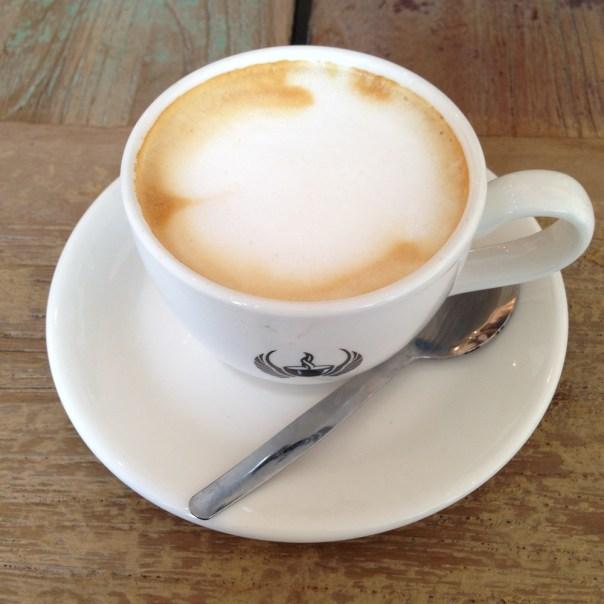 Cloud Coffee Latte