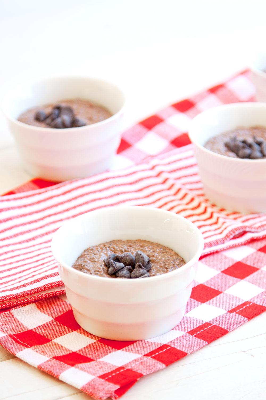 Chocolate Chia Seed Pudding – thesassylife
