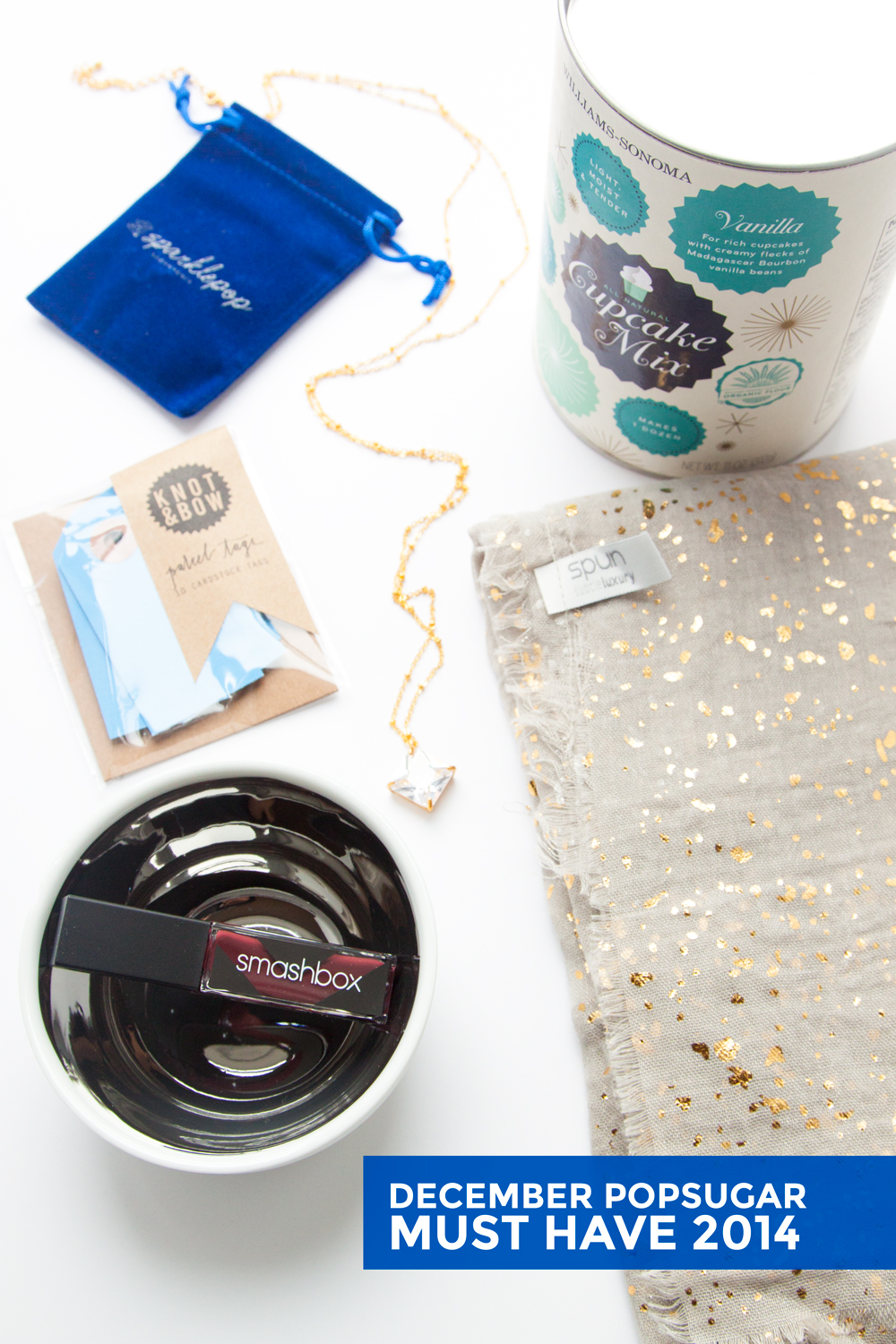 December PopSugar Must Have Box, 2014
