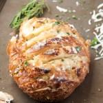 Garlic & Cheese Pull-Apart Bread
